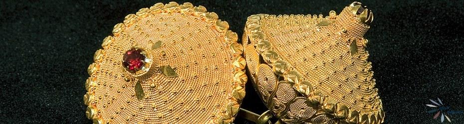 Nuoro Gioielli Lavorazione artigianale Bottoni del costume tradizionale