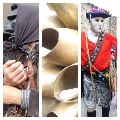 Mamuthones maschera carnevale
