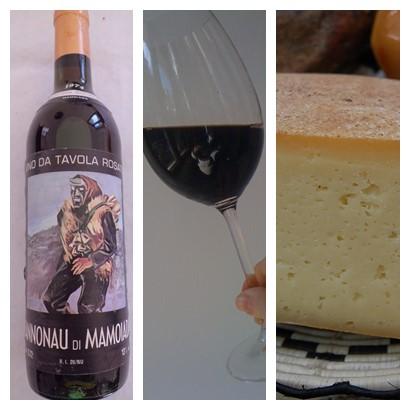 Itinerario Cannonau Mamoiada