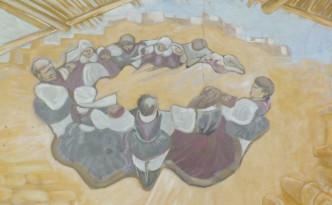 Su ballu tundu dannza popolare Sardegna