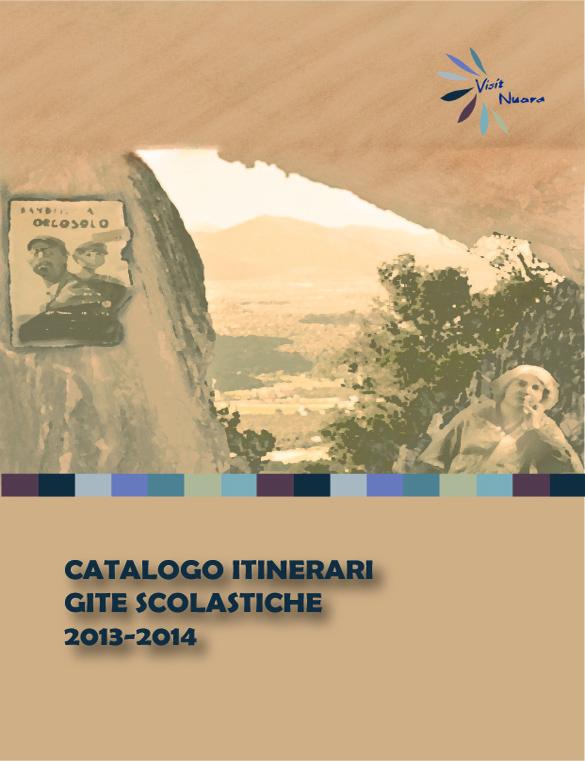 catalogo gite scolastiche 2013-2014