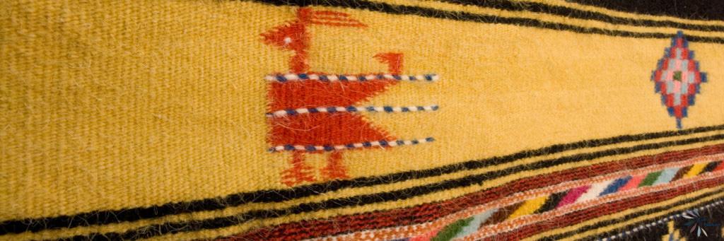 tappeto tipico sarule